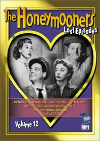 The Honeymooners - The Lost Episodes, Vol. 12