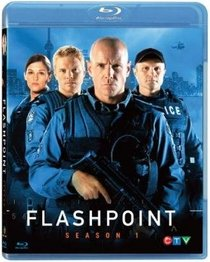 Flashpoint: Season 1 [Blu-ray]