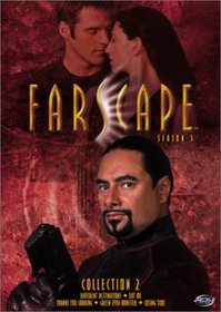 Farscape: Season 3, Collection 2 ( Volume 3.2) (Five Episodes)