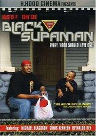 Black Supaman (2pc) (W/CD)