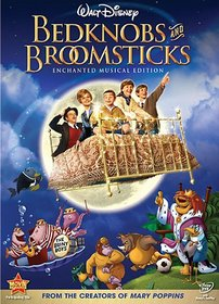 Bedknobs and Broomsticks Enchanted Musical Edition