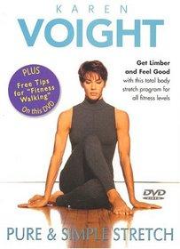 Karen Voight - Pure & Simple Stretch