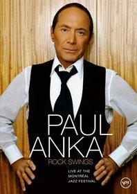 Paul Anka - Rock Swings: Live at the Montreal Jazz Festival DVD