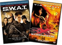S.W.A.T. / XXX (Full Screen Editions)