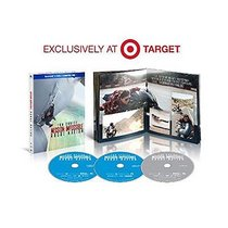 Mission: Impossible Rogue Nation Stunts Edition with 48 Page Book and 90 Minute Bonus Disc Combo Pack