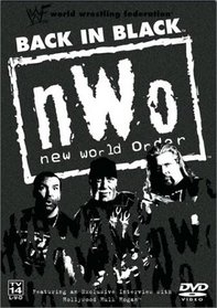 WWE: New World Order (nWo) - Back in Black