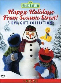Happy Holidays From Sesame Street! Gift Collection