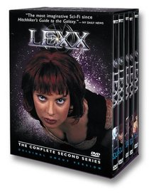 Lexx - The Complete Second Series