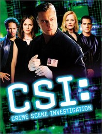 CSI: Crime Scene Investigation: The Complete Second Season