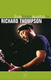 Richard Thompson - Live from Austin, TX