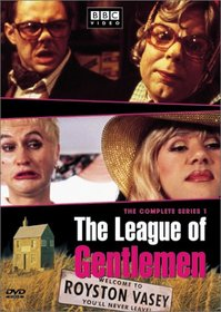 The League of Gentlemen: The Complete Series 1