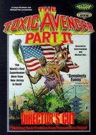 The Toxic Avenger, Part II