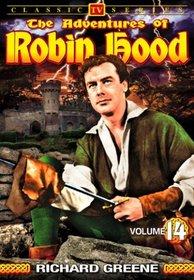 Adventures Of Robin Hood, Volume 14