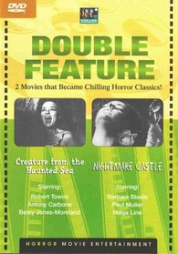 Creature From The Haunted Sea / Nightmare Castle