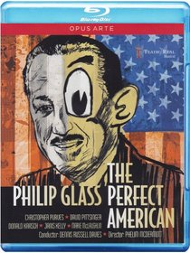 Glass: The Perfect American [Blu-ray]