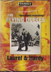 Laurel & Hardy Double Feature Utopia/the Flying Dueces
