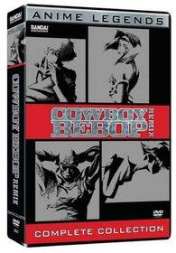 Cowboy Bebop Remix Complete Collection (Anime Legends)