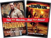 Rundown & Scorpion King (2pc) (Ws Btb)