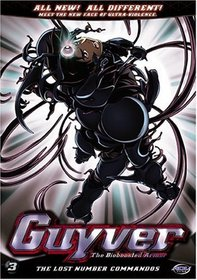Guyver, Vol. 3: The Lost Number Commandos