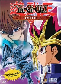 Yu-Gi-Oh!, Vol. 8: Face Off