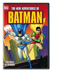 New Adventures of Batman, The (Repackaged/DVD)