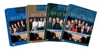 The West Wing - The Complete First Four Seasons (4-Pack)