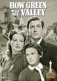 How Green Was My Valley (1941) (Ws)