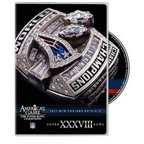 NFL Americas Game: New England Patriots Super Bowl XXXVIII