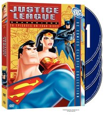 Justice League - Season One (DC Comics Classic Collection)