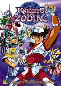 Knights of the Zodiac - Battle of the Bronze Knights (Vol. 1)