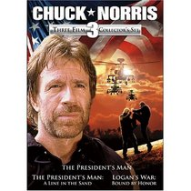Chuck Norris - 3 Film Collection