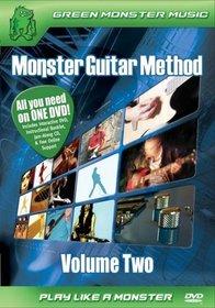 Monster Guitar Method, Vol. 2