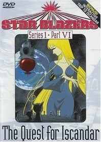Star Blazers - The Quest for Iscandar - Series 1, Part VI (Episodes 21-26)