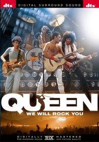 Queen - We Will Rock You (DTS)