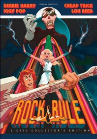 Rock & Rule (2-Disc Collector's Edition)