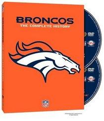 NFL Films - Denver Broncos - The Complete History