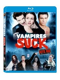 Vampires Suck (Extended Bite Me Edition) [Blu-ray]