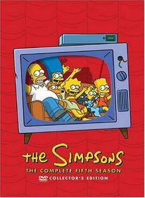 The Simpsons - The Complete Fifth Season