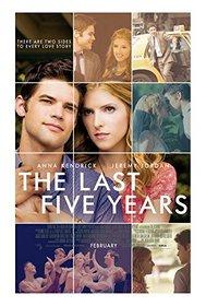 The Last 5 Years [Blu-ray]