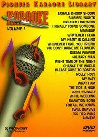 Karaoke / 25 Song Karaoke Library 1