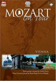 Mozart on Tour, Vol. 4: Vienna