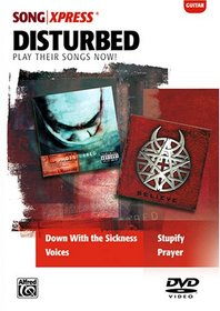 SongXpress Play Their Songs Now! Disturbed (DVD)
