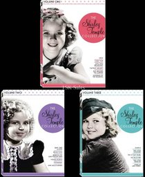 Shirley Temple Collection Volumes One, Two & Three Bundle Set - 18 Movies