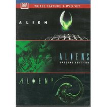 Alien / Aliens / Alien 3 Triple Feature 3 DVD Set