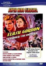 Super Hero Classics-Flash Gordon Conquers the Universe