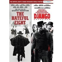 The Hateful Eight Django Unchained Double Feature DVD