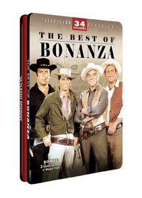 The Best of Bonanza - Collectible Tin