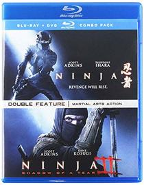 Ninja Double Feature [Blu-ray]