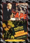 Horror Classics 04: The Ape / British Intelligence