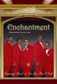 ENCHANTMENT - GREATEST HITS